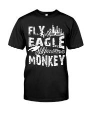 I do parkour Classic T-Shirt front