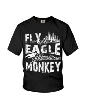 I do parkour Youth T-Shirt thumbnail