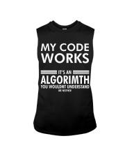 My code works Sleeveless Tee thumbnail