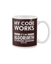 My code works Mug thumbnail