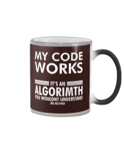 My code works Color Changing Mug thumbnail