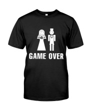 Game Over Classic T-Shirt front