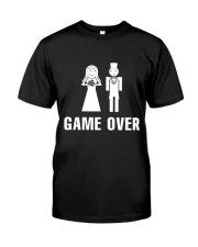 Game Over Premium Fit Mens Tee thumbnail