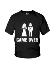 Game Over Youth T-Shirt thumbnail