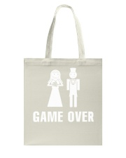 Game Over Tote Bag thumbnail