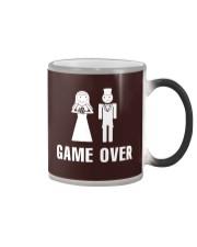 Game Over Color Changing Mug thumbnail