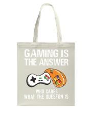 I am Gamer Tote Bag thumbnail
