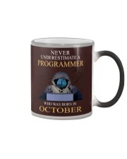 I am programmer Color Changing Mug thumbnail