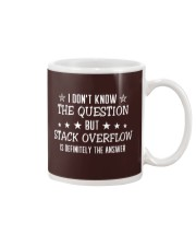 The Answer Mug thumbnail