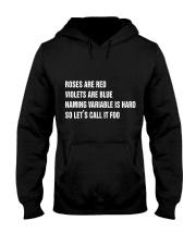 Naming Variable Hooded Sweatshirt thumbnail