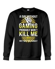 I am Gamer Crewneck Sweatshirt thumbnail