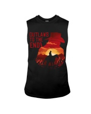 Outlaws to the end Sleeveless Tee thumbnail
