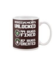 Achievements unlocked Mug thumbnail