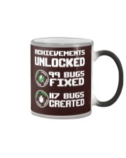 Achievements unlocked Color Changing Mug thumbnail