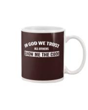 In God We Trust Mug thumbnail