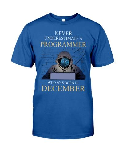 I am programmer