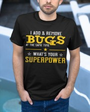 My Superpower Classic T-Shirt apparel-classic-tshirt-lifestyle-front-45