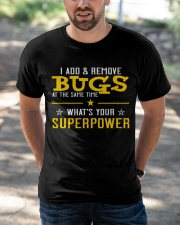 My Superpower Classic T-Shirt apparel-classic-tshirt-lifestyle-front-50