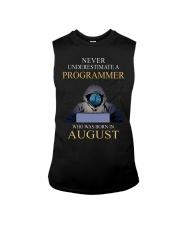 I am programmer Sleeveless Tee thumbnail