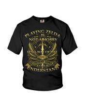 I am Gamer Youth T-Shirt thumbnail