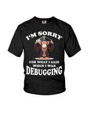 I am sorry Youth T-Shirt thumbnail