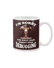 I am sorry Mug thumbnail