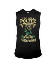 I am a Programmer Sleeveless Tee thumbnail