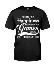 I am Gamer Classic T-Shirt front