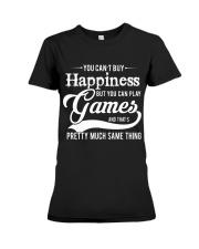 I am Gamer Premium Fit Ladies Tee thumbnail