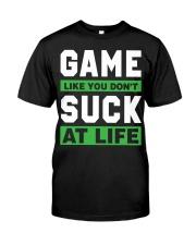 I am a Gamer Classic T-Shirt front