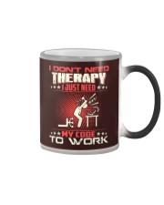 I dont need therapy Color Changing Mug thumbnail
