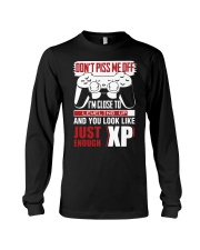 Dont piss me off Long Sleeve Tee thumbnail