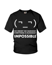 Impossible Youth T-Shirt thumbnail