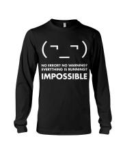 Impossible Long Sleeve Tee thumbnail