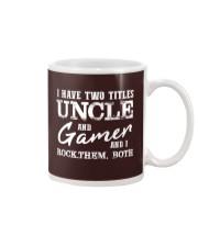 Two titles Mug thumbnail