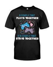 Play together - Stay together Classic T-Shirt front
