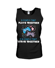 Play together - Stay together Unisex Tank thumbnail