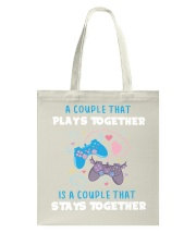 Play together - Stay together Tote Bag thumbnail