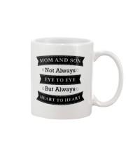 Mom and Son Mug front