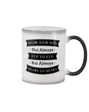 Mom and Son Color Changing Mug thumbnail