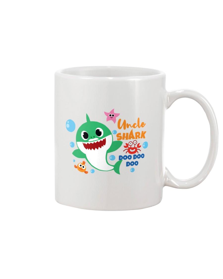 Uncle Shark  Mug