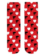 Shark Lover  Crew Length Socks front