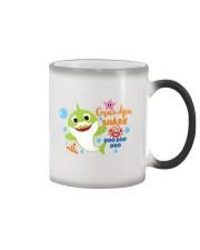 Grandpa Shark Color Changing Mug thumbnail