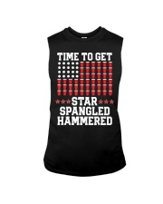 4th Of July T Shirt Gift Beer  Sleeveless Tee thumbnail