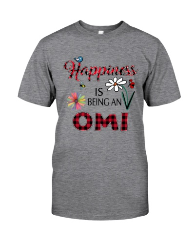 Happiness Is Being An Omi - Art