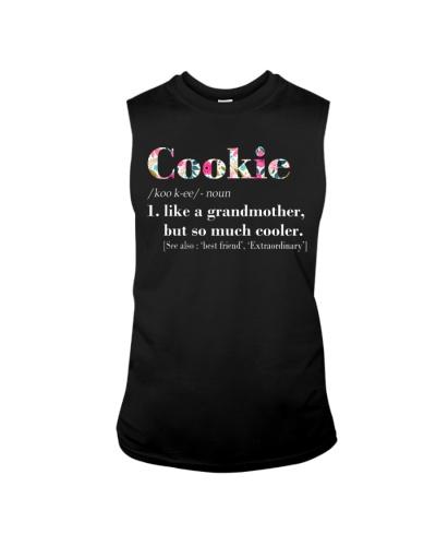Cookie - Cooler - Flowers - Black