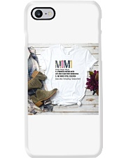 Mimi Definition Colorful Phone Case thumbnail