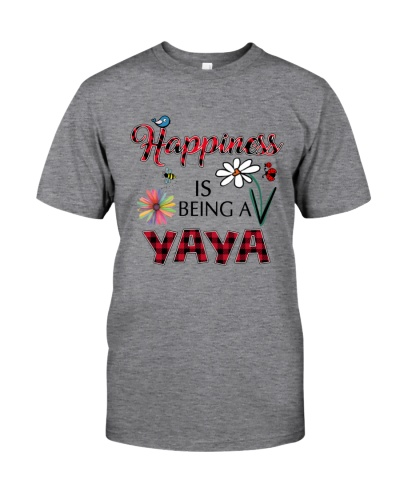 Happiness Is Being A Yaya - Art