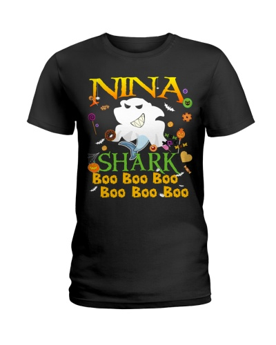 NINA Shark - Boo Boo Boo