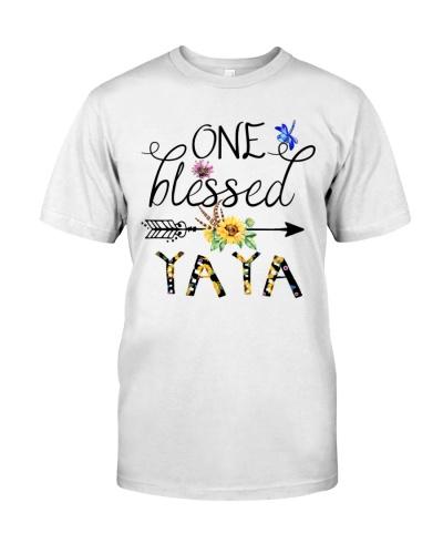 One Blessed YaYa - Flower